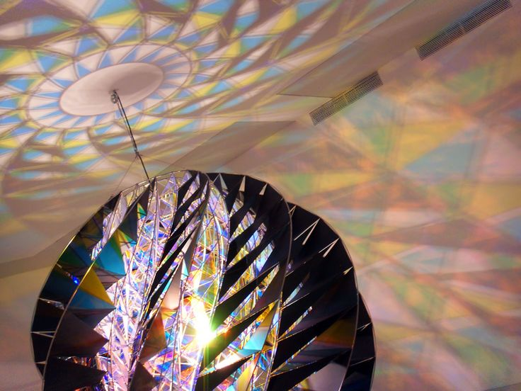 Installation Art: Olafur Eliasson | NS2015_DB