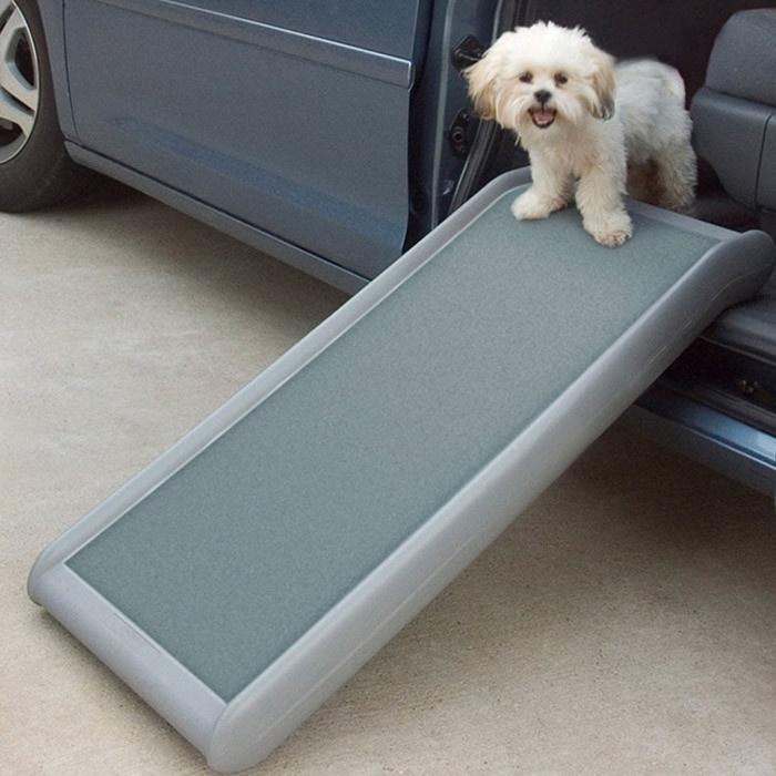 Pet Ramp For Car >> Pet Car Ramp | My pet would love that | Pinterest