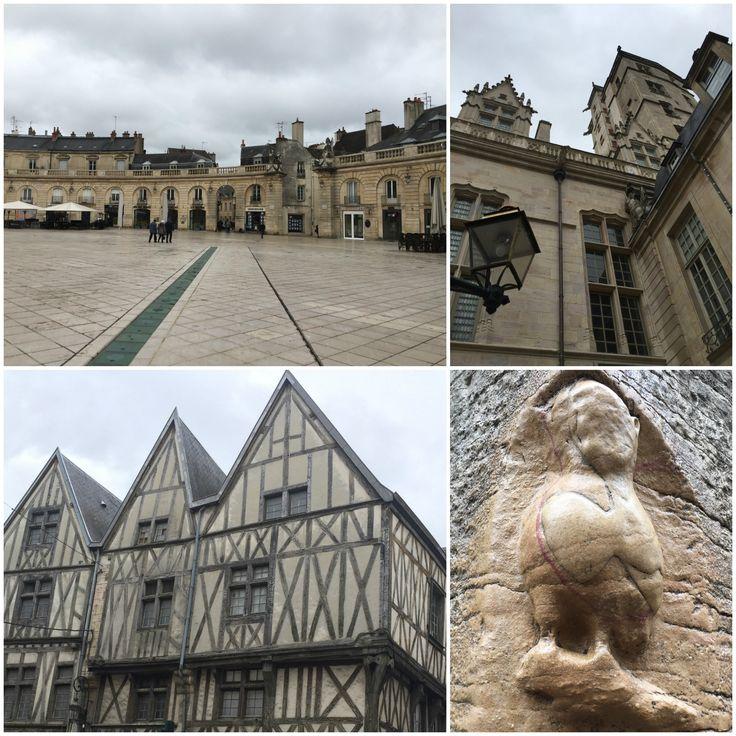 Pendant le week-end de Pâques cette année, je suis retourné à Dijon, ville de mes demi-racines. Car oui, j'ai beau être alsacienne de par ma maman et de par ma vie dans cette magnifique région, mon papa est bourguignon! Ma grand-mère ayant récemment ré-emménagé dans la ville familliale, le week-end prolongé offrait l'occasion de retourner sur les traces de mes origines bourguignones ! Au programme de ce séjour, re-découverte de Dijon. Joli centre historique avec notamment la chouette de…
