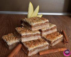 Vegán és paleo diétás almás / túrós / mákos pite recept ~ Éhezésmentes Karcsúság Szafival