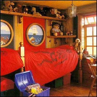 25 best ideas about pirate themed bedrooms on pinterest pirate bedroom pirate bedroom decor. Black Bedroom Furniture Sets. Home Design Ideas