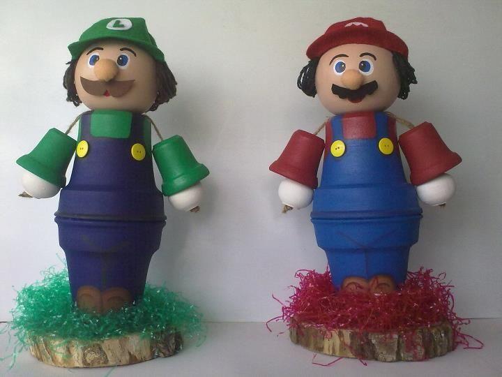 super Mario doll