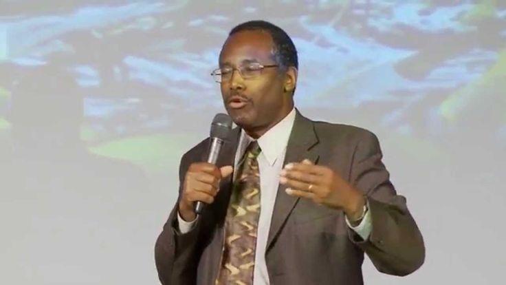 Dr Ben Carson | Creation Vs Evolution