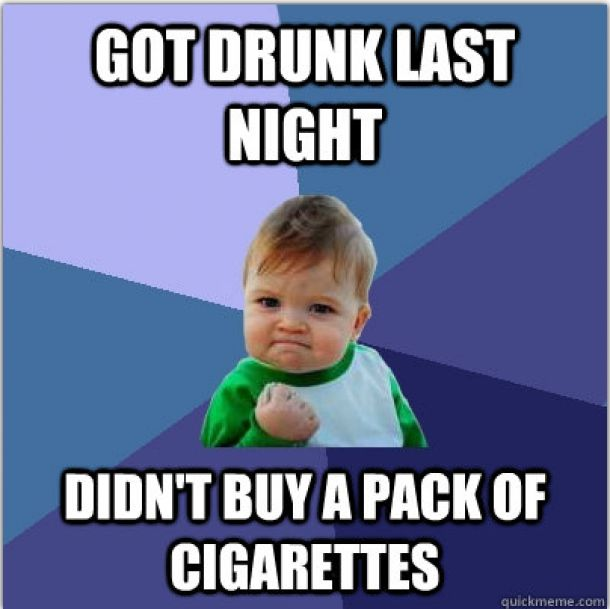 Anti Smoking Quotes: As Someone Who Is Trying To Quit Smoking This Would Be