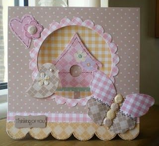 Craftwork Cards Blog: Lisa Baker's stunning cards!!