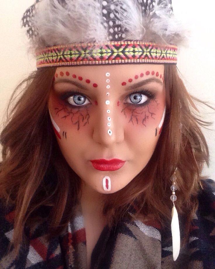 native american indian makeup ideas best 25 native
