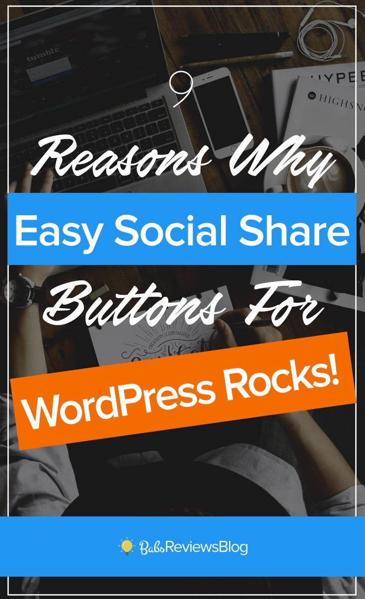 easy social share buttons is one of the best social sharing and management plugin for wordpress