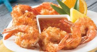 Tempura Coconut Shrimp: Now you can make this tasty restaurant specialty at home as a main dish or appetizer. Add the easy-to-make orange sauce for the perfect flavor accent.