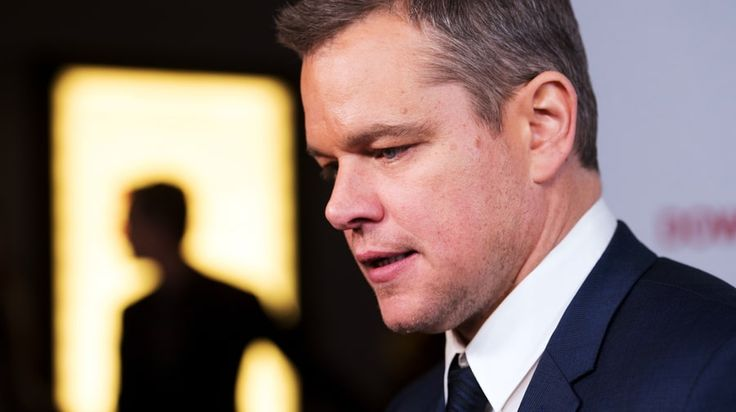 Matt Damon Apologizes for 'Spectrum of Behavior' Sexual Misconduct Comment
