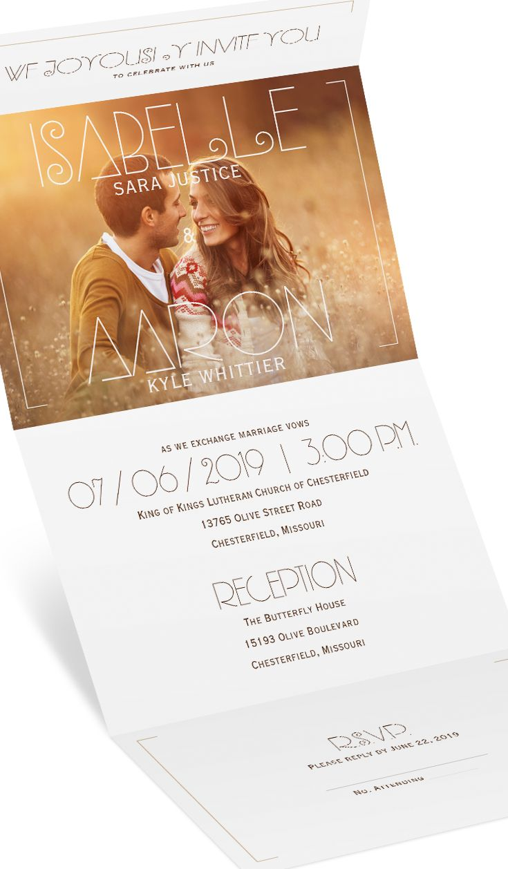 how much do invitations for wedding cost%0A So Perfect  Seal and Send Invitation