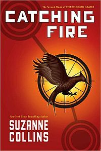 Second in the trilogy.Worth Reading, The Hunger Games, Catching Fire, Book Worth, Hunger Games Trilogy, Hunger Games Series, Hungergames, Katniss Everdeen, Suzanne Collins