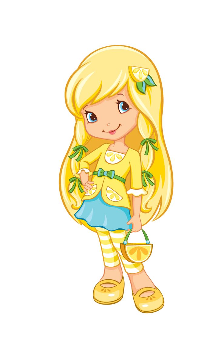 Limoncito cartoon character