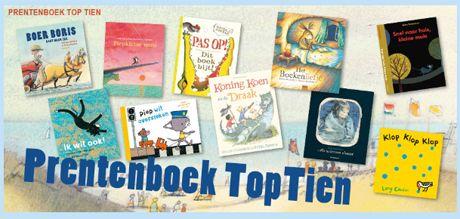 De prentenboeken top 10 2014