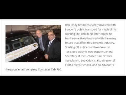 http://www.boboddy.org.uk  -  Bob Oddy, chief negotiator of London taxi fares,helps to ensure that taxi fares are appropriate