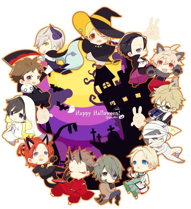 Tsukiuta Halloween
