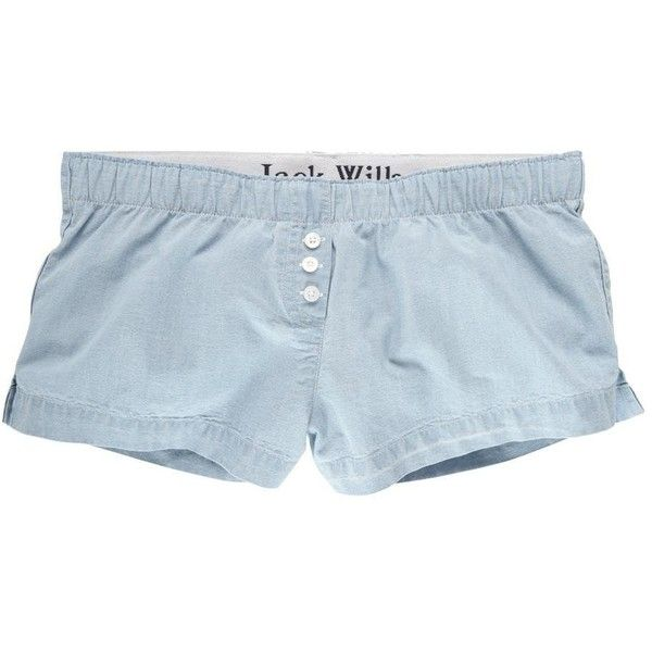 Lingdale Boxer Shorts ($11) ❤ liked on Polyvore