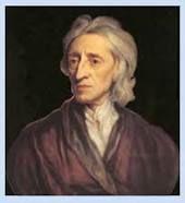 John Locke leefde van 1632 tot en met 1704. Hij vond dat alle mensen gelijke rechten hadden, iedereen was vrij & gelijk. De natuur maakt geen onderscheid tussen mensen -> natuurrechten