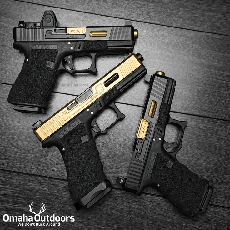 Salient Arms Glock Tier 1 pistols. Pre-order with 20% down and remaining balance… Save those thumbs & bucks w/ free shipping on this magloader I purchased mine http://www.amazon.com/shops/raeind   No more leaving the last round out because it is too hard to get in. And you will load them faster and easier, to maximize your shooting enjoyment.