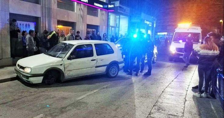 MOTRIL.La teniente de alcalde responsable del área de Seguridad Ciudadana, María Ángeles Escámez, ha informado que la Policía Local de Motril ha detenido esta noche a