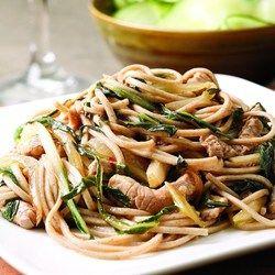 Pork & Bok Choy Stir-Fry for Two - EatingWell.com