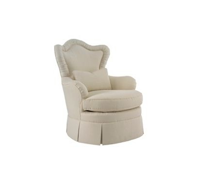 isabella chair from the henredon upholstery collection by