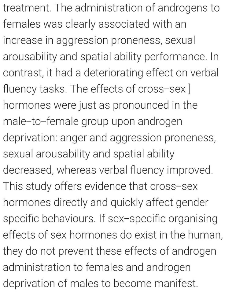 "Yeyo on Twitter: ""Studies on transexuals during HRT suggests (not surprisingly) significant effects of hormones on behavior https://t.co/Cnqz6TVvC3 https://t.co/Y9fZhAHcRN"""