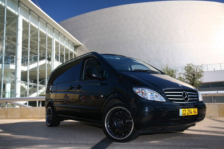 Mercedes-Benz Vito 120 CDI CARBON BLACK   BENZTUNING