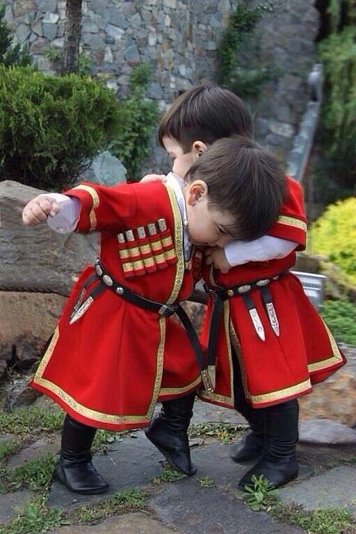Кавказские фото открытки