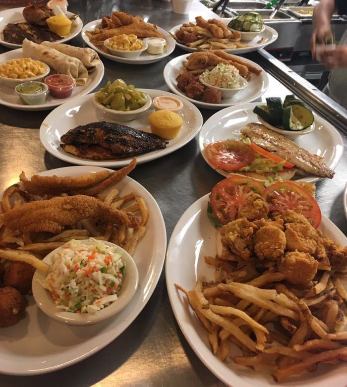 Find the closest southern restaurant to your home - each and every one of them is amazing.