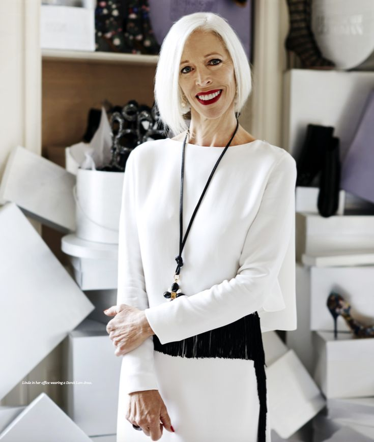 Bergdorf Goodman S Linda Fargo S Eye For Beauty And