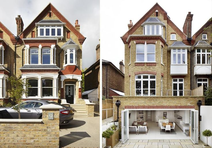 A period style new build home we completed in Kingston in SW London.