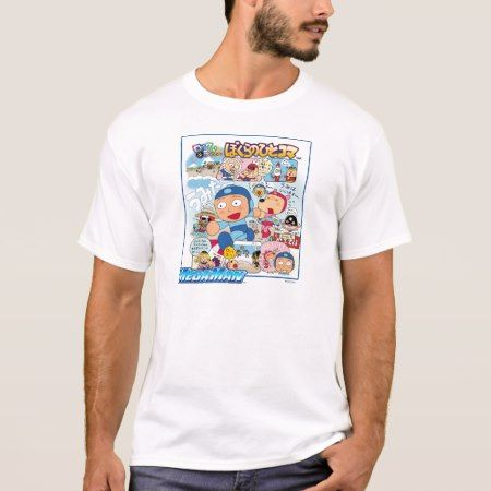 Japanese Comic T-Shirt - click to get yours right now!
