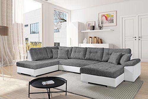 Sofa Couchgarnitur Couch Sofagarnitur SANTORINI 4 U Polst... https://www.amazon.de/dp/B01N9G80YH/ref=cm_sw_r_pi_dp_x_vGWtybYDB3ADC