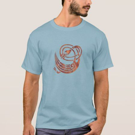 Metallic Copper Duck Celtic T-Shirt - click to get yours right now!