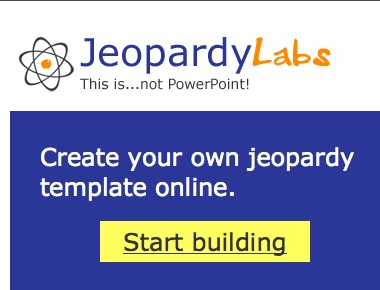 best 25+ jeopardy template ideas on pinterest | family fortunes, Powerpoint templates
