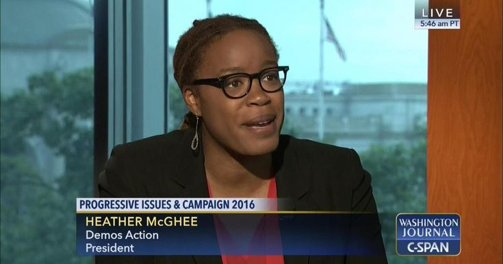 34:37: Heather McGhee advises caller on actionable ways to overcome prejudices