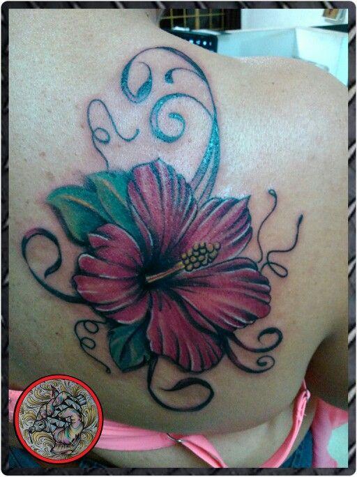 Hibicus flor