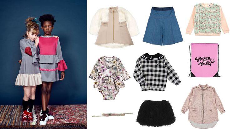 Alegre Media's Weekly Trends GIRLS 'WE ALL NEED MAGIC' Brands include: molo, Isossy Children and Loud Apparel. www.alegremedia.co.uk www.molo.com  www.isossychildren.com  http://loud-apparel.com/  #alegremedia