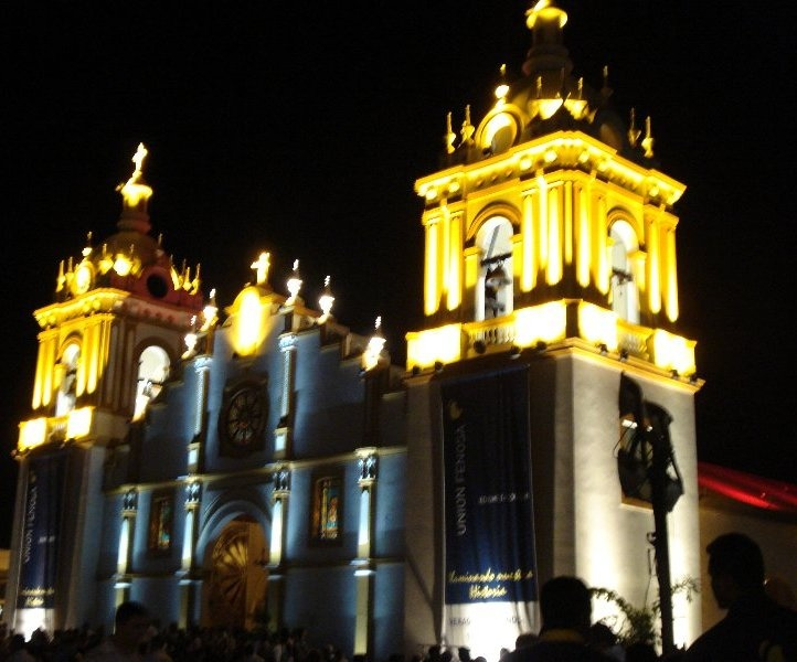 Catedral Santiago de Veraguas, Panamá - SantiagoVeraguas.com
