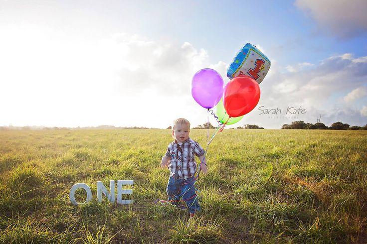 © Sarah Kate Photography 1st Birthday Photo