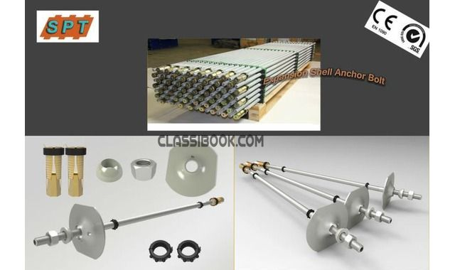 listing Expansion Shell Anchor Bolt is published on FREE CLASSIFIEDS INDIA - http://classibook.com/healthcare-in-bombooflat-9600