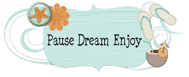 Pause Dream Enjoy: Dreams Enjoy, Pause Dreams