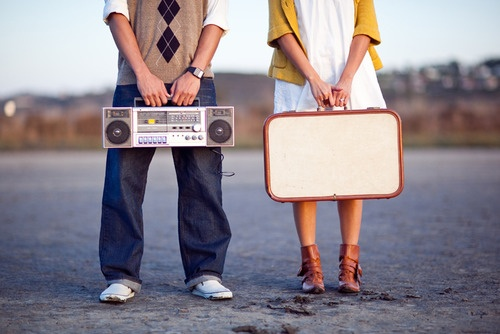 Tunes & Luggage