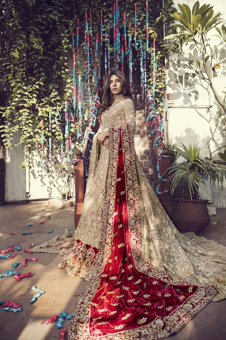 Prime Pakistani Bridal Designers And Their Festive Put on Price
