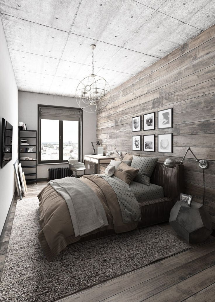 Rustic Master Bedroom Inspiration Ideas | DIY U0026 Home Decor | Pinterest |  Rustic Theme, Master Bedroom And Bald Hairstyles