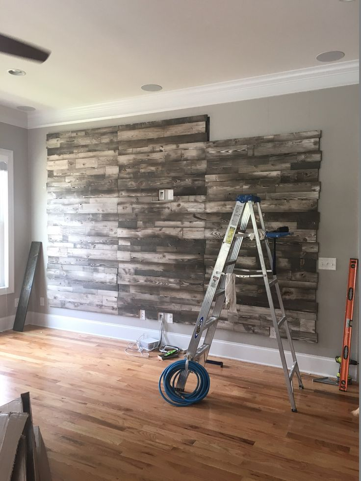 261 Best Images About Reclaimed Wood Walls On Pinterest