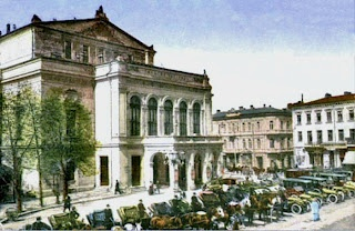 The National Theatre, Bucharest