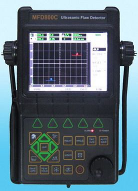 Portable Ultrasonic Flaw Detector MFD800C