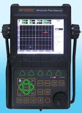 Portable Ultrasonic Flaw Detector MFD800C