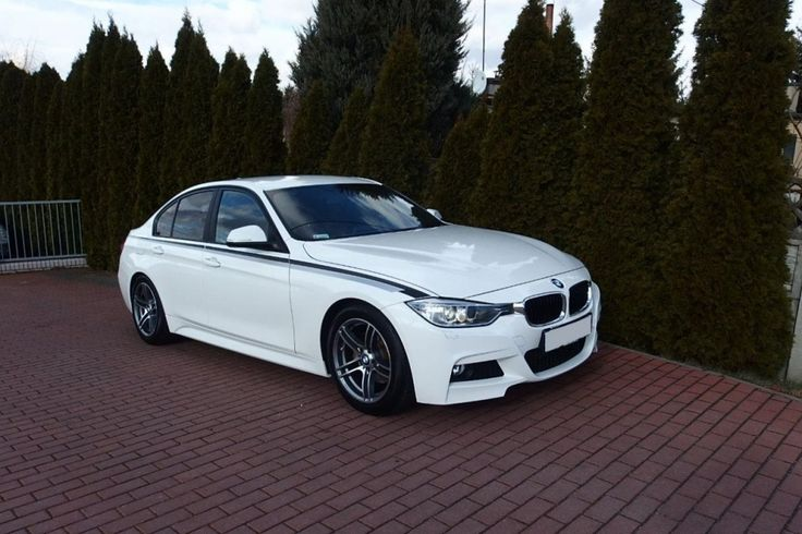 BMW 318 - 2.0d Aut. Salon Polska M-Pakiet Skóra Xenon